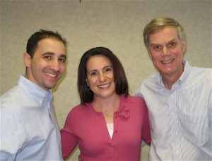 Dr. Eric Baum, Dr. Doreen Cloughley, and Dr. Paul J. Cain
